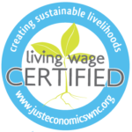 Living Wage Certification Logo